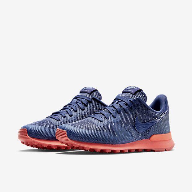 nike internationalist jacquard sneakers