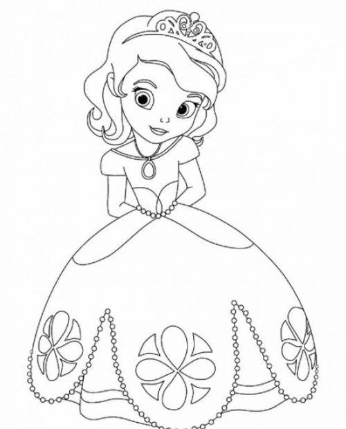 Disney Jr Coloring Pages Frozen : Best frozen coloring pages images on pinterest