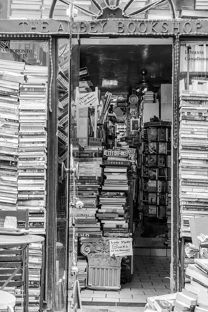 more books at the abbey book shop | Flickr: partage de photos!
