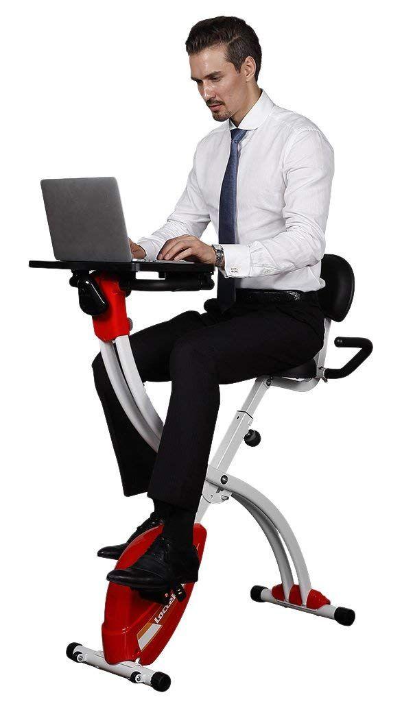 Cycling Workstation Desk Exercise Bike