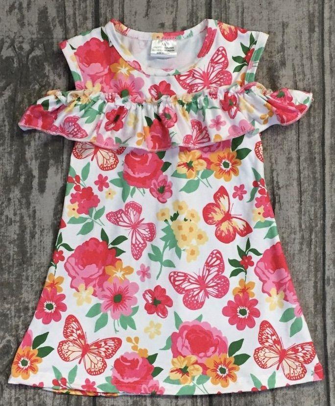 4 3 New Gorgeous Girls Summer Dress Size 2