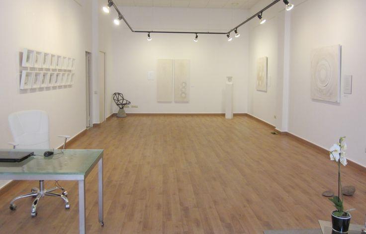 Exposición de pintura de Goretty (Goretti Pomé)