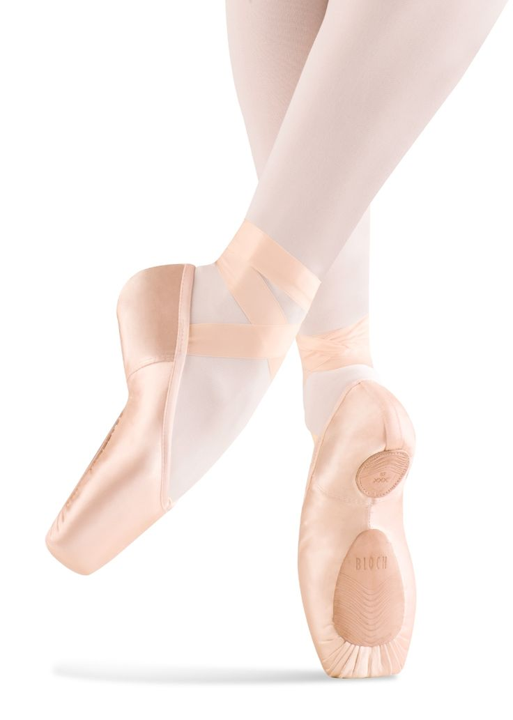 Bloch Eurostretch Stretch Pointe Shoes -- revolutionary new pointe shoes made with stretch fabric!!