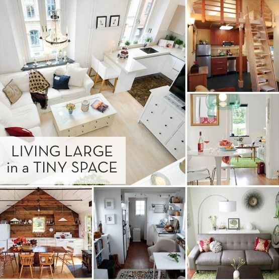 Eye Candy: Beautifully Designed Tiny Homes and Apartments » Curbly   DIY Design Community