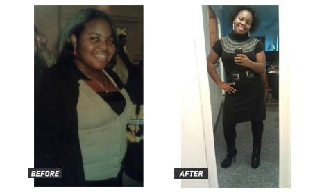 Toni G Lost 70 lbs using Insanity and Asylum
