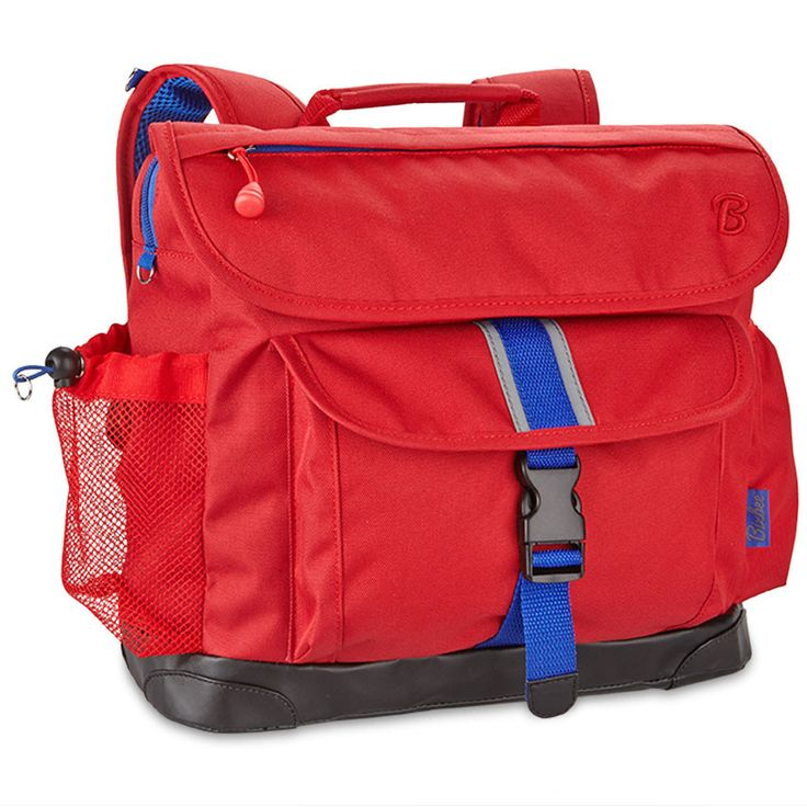 """Bixbee """"Signature"""" Kids Backpack - Red: PRE-ORDER only!"""