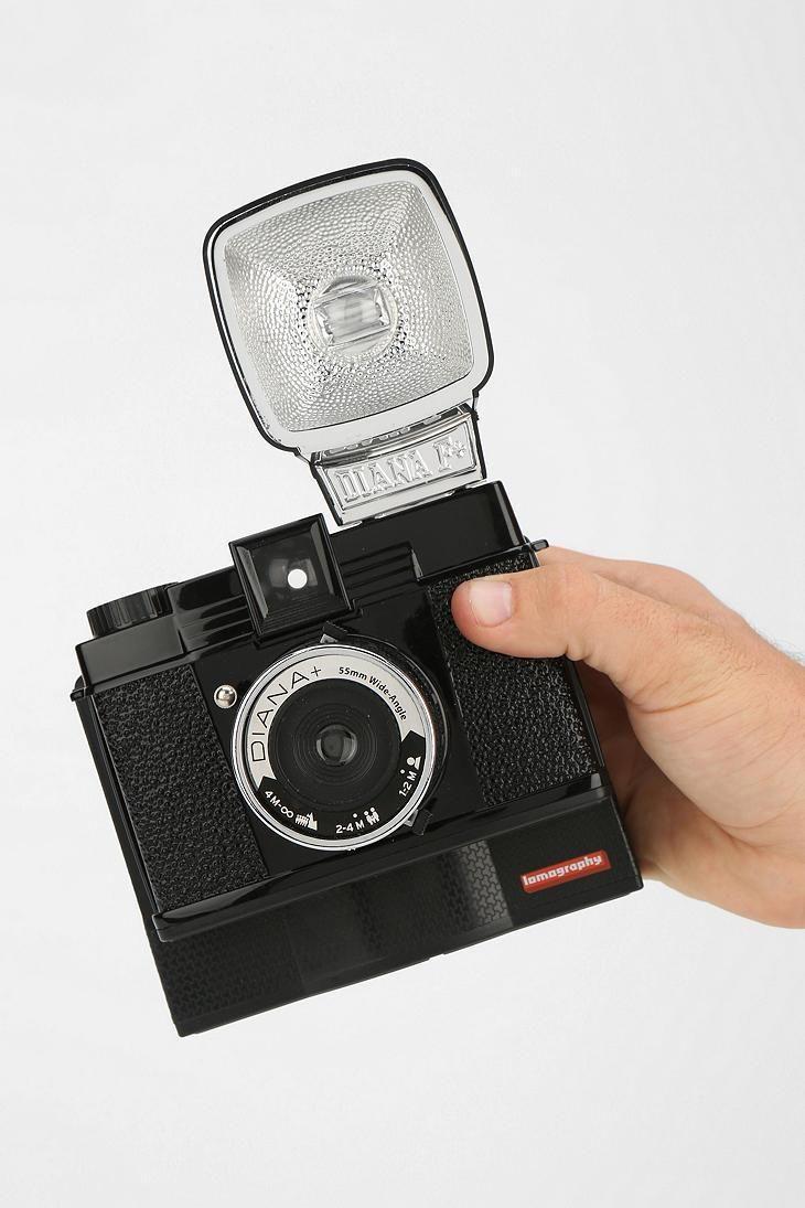 Lomography Diana F+ Instant Camera  Instant Camera, Diana and Cameras