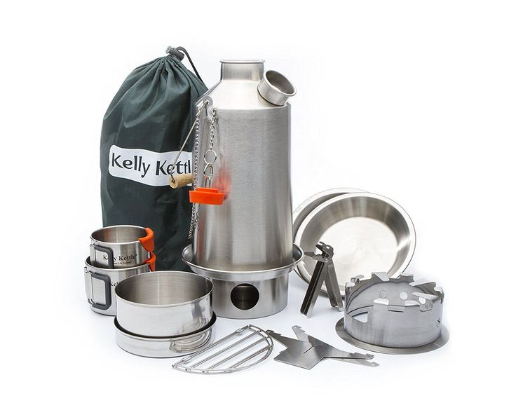 Kelly Kettle Ultimate Stainless Steel Base Camp Stove Kit - https://emergencysurvival.supply/?product=kelly-kettle-ultimate-stainless-steel-base-camp-stove-kit Visit https://emergencysurvival.supply to read more on Survival supplies