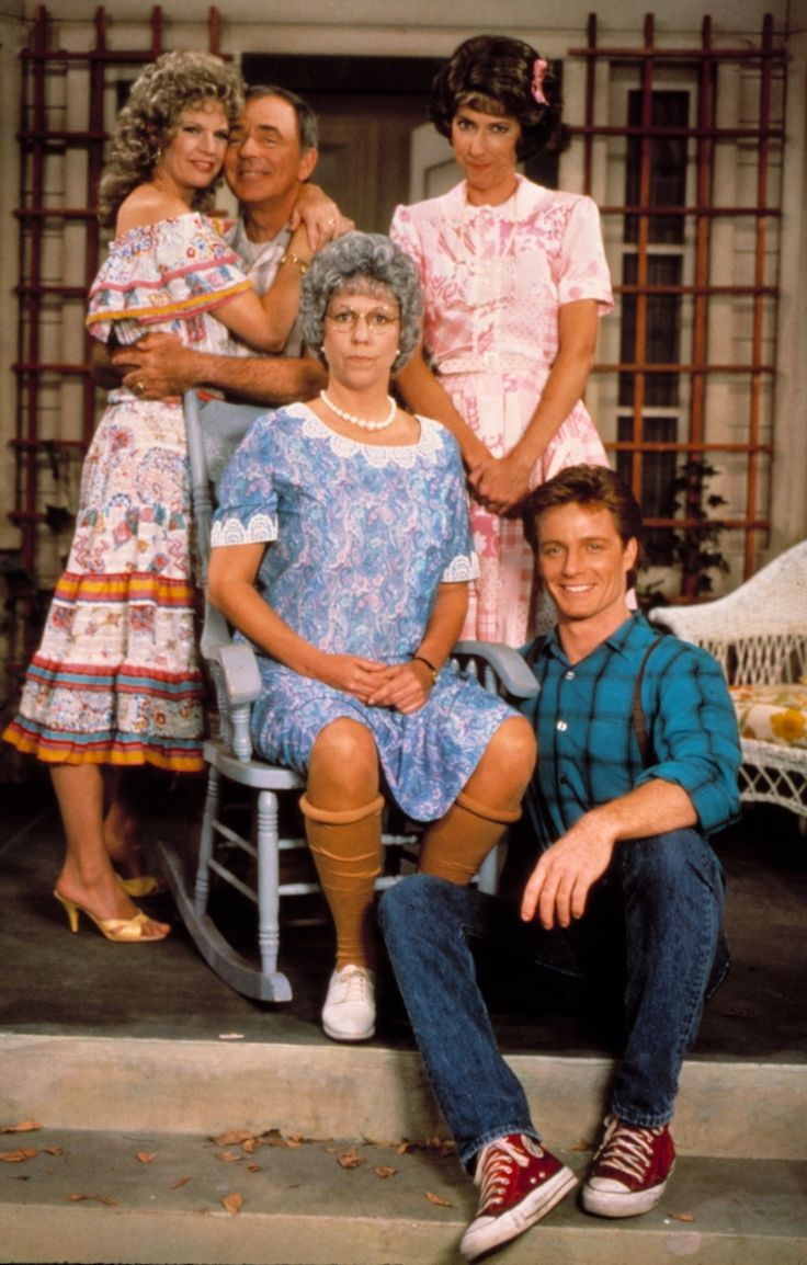 Mama's Family - loved watching it at my grandparents house