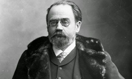 GERLILIBROS: 2 DE ABRIL NACE:  ÉMILE ZOLA  Émile Zola (París, 1...