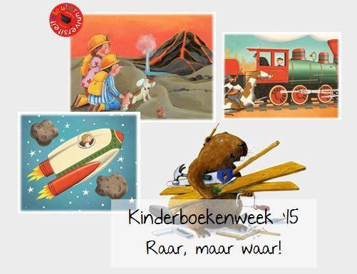 lesidee kleuters kinderboekenweek