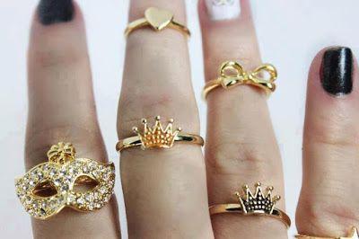 Anéis falange