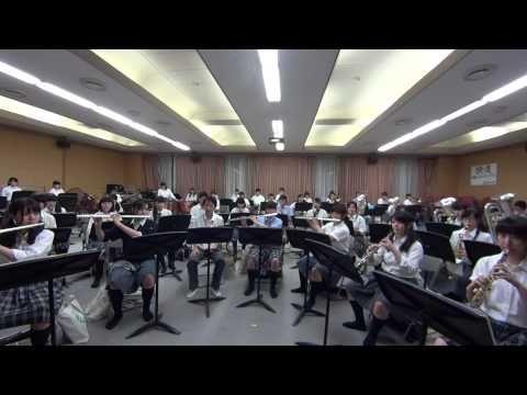 ▶ 吹奏楽×ミュージックビデオレコーダーHDR-MV1 - YouTube