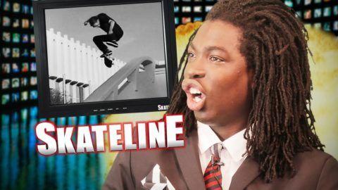 SKATELINE – Franky Villani, New Deathwish Am, Drop In Macba, Alexis Ramirez & More:… #Skatevideos #Alexis #deathwish #drop #Franky