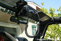 Project-JK.com - Jeep JK Wrangler Resource » Affordable Jeep JK Wrangler CB Radio SolutionMidland Model-1001Z