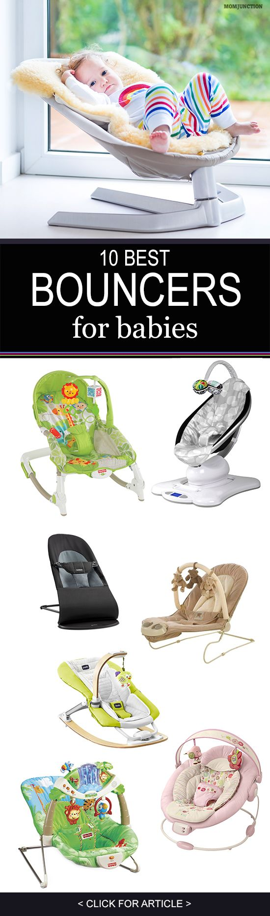 10 Best Bouncers For Babies