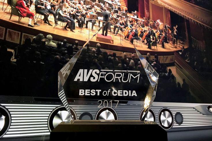 X-Fi Sonic Carrier získal najlepšie ocenenie CEDIA 2017