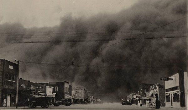 'The Dust Bowl,' by Ken Burns, on PBS - NYTimes.com