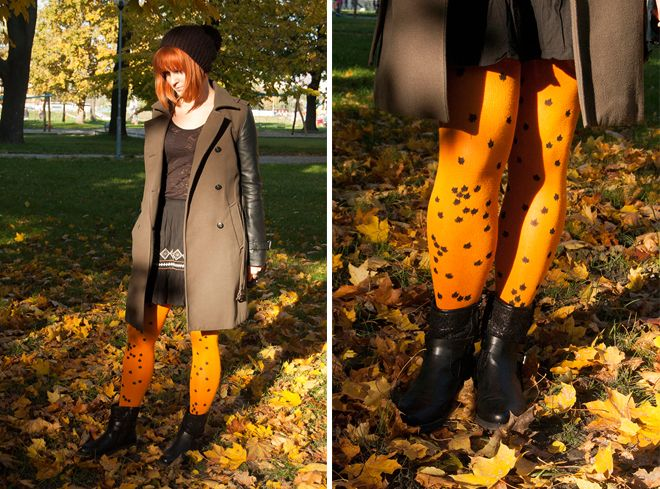 Fler MAG: Jesenné pančuchy