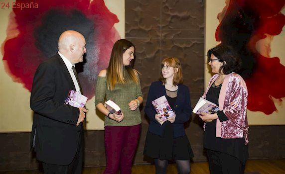 Alexandra Roma recibe el premio Literario La Caixa Plataforma de Novela juvenil