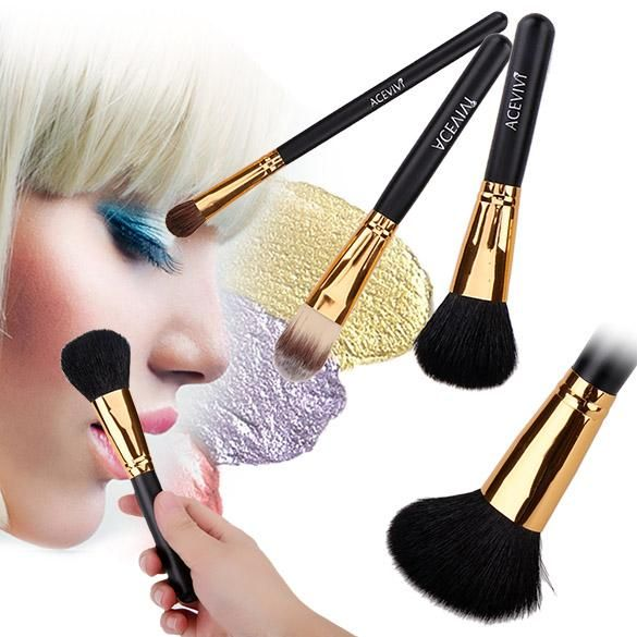 Fantastic Make up Brush Set and Holder(2*) after much debate during this week we have decided to add another section to our website we hope you like it.