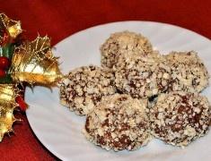 Праздничное печенье «Ежики»