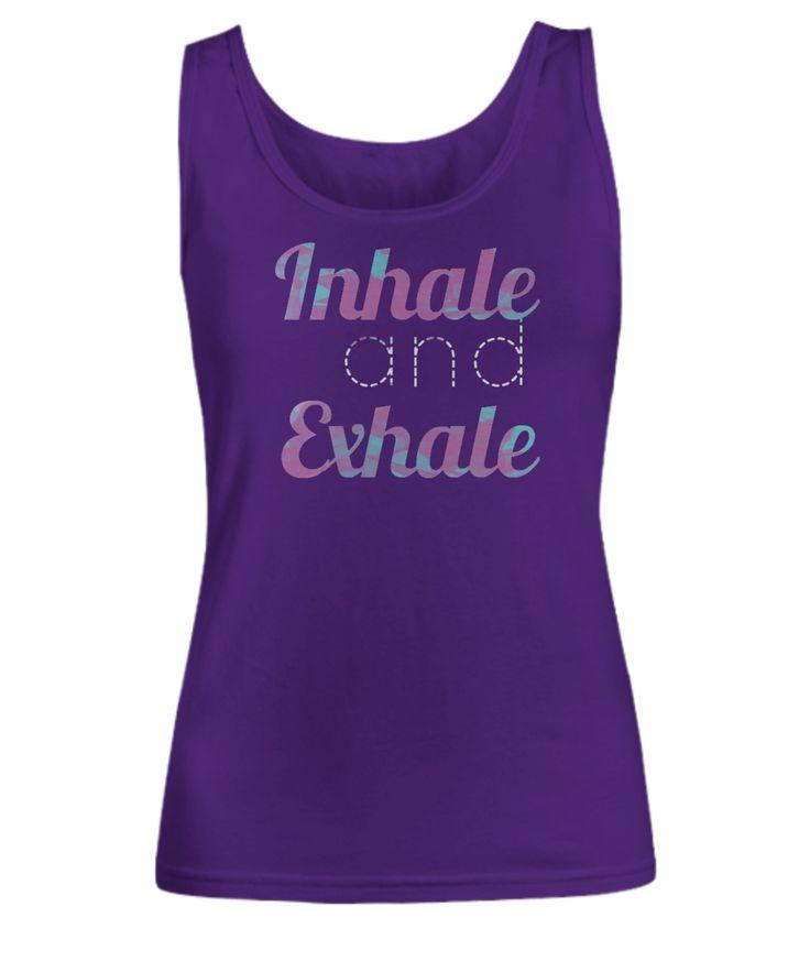 Inhale & Exhale Tank Top