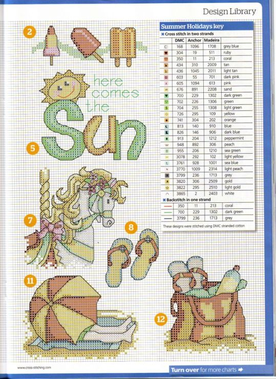 (1) Gallery.ru / Фото #27 - The world of cross stitching 177 - WhiteAngel