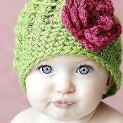 Emily Cluster Hat Crochet Pattern - via @Craftsy
