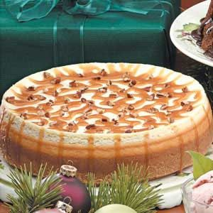 Caramel Pecan CheesecakeGirl Scout Cookies, Caramel Pecans Cheesecake, Food Cheesecake, Girl Scouts, Shortbread Cookies, Cheesecake Galore, Girls Scouts, Cheesecake Recipes, Birthday Cakes