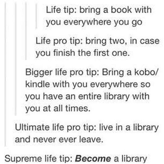 Magical tip: marry the Beast and have supreme access to his library