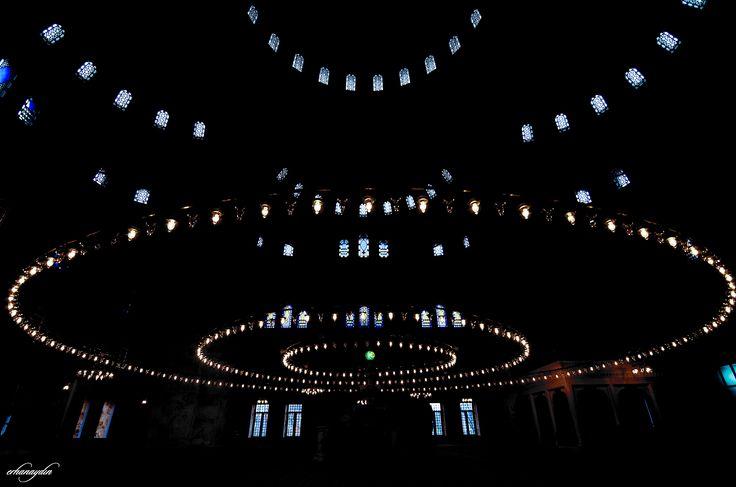 Bulancak Sarayburnu Camii İçi