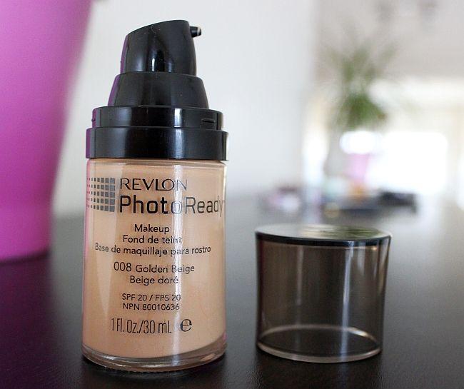 Peppermint Lips Beauty Blog: Revlon PhotoReady Foundation in Golden Beige Review!