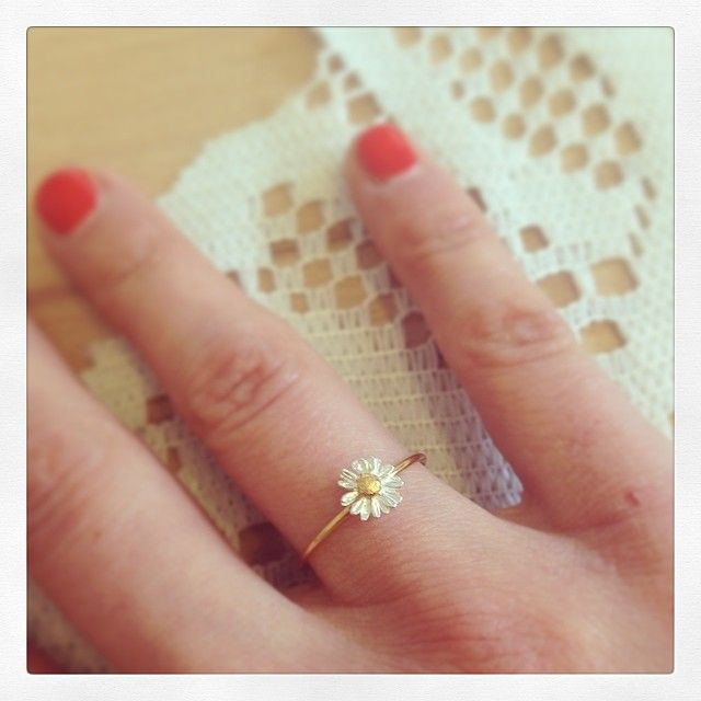 Little Daisy Ring - available in our London Bridge Boutique.