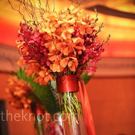 wedding centerpieces/bouquets