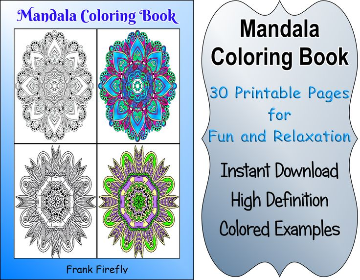 17 best images about mandala patterns coloring book pages on pinterest coloring  other and colors Coloring Pages for Girls 10 and Up  Coloring Book Examples