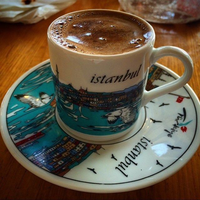 Love Turkish coffee http://www.turkishstylegroundcoffee.com/turkish-coffee-recipe/ #turkishcoffee #turkishcoffeerecipe