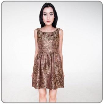 Batik Gloss Dress