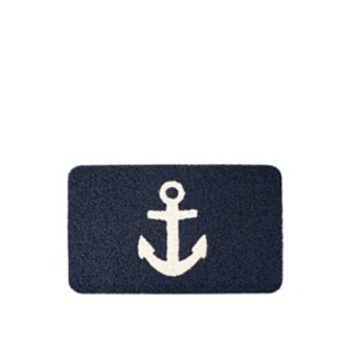 want it! but at sears... cant put it on my registry at macy's or bed bath and beyond. Kikkerland Anchor Doormat, 30 by 18-Inch-