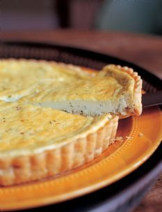 Barefoot Contessa - Recipes - Goat Cheese Tart