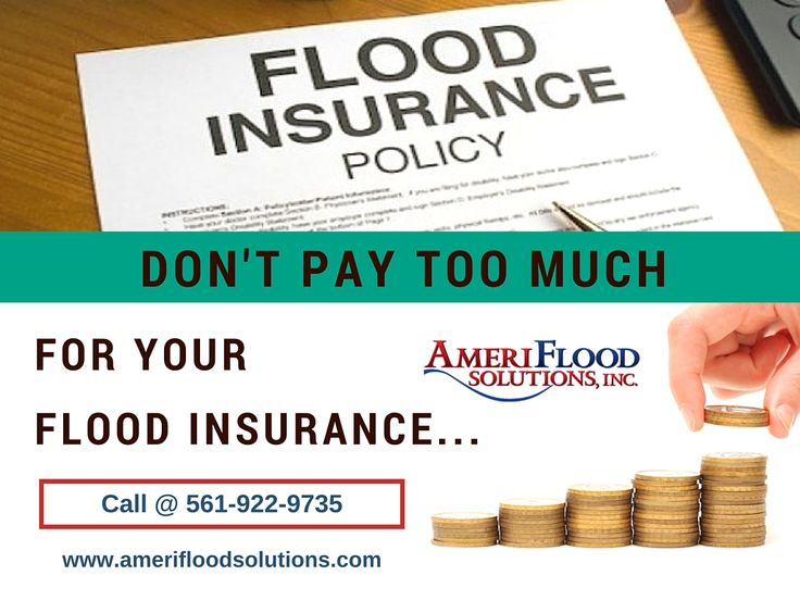 Fema Flood Insurance Quote 9 Best Flood Risk Evaluation Images On Pinterest  In Florida Blog