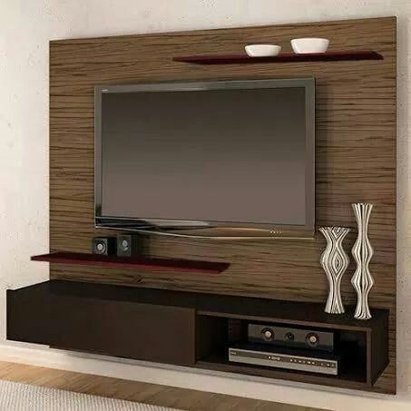 Best 25 muebles para tv led ideas on pinterest facias for Decoracion mueble tv