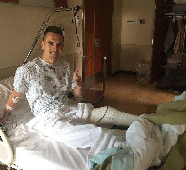 Jesteśmy z Tobą Arek - wrócisz silniejszy • Arkadiusz Milik po operacji kolana • Nie poddawaj się!!! • Arkadiusz Milik kontuzja >> #polska #pilkanozna #futbol #sport #milik #pol