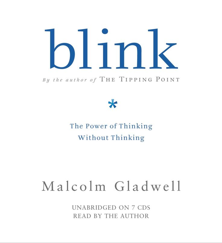 33 best recommended reading images on pinterest recommended blink by malcolm gladwell fandeluxe Gallery