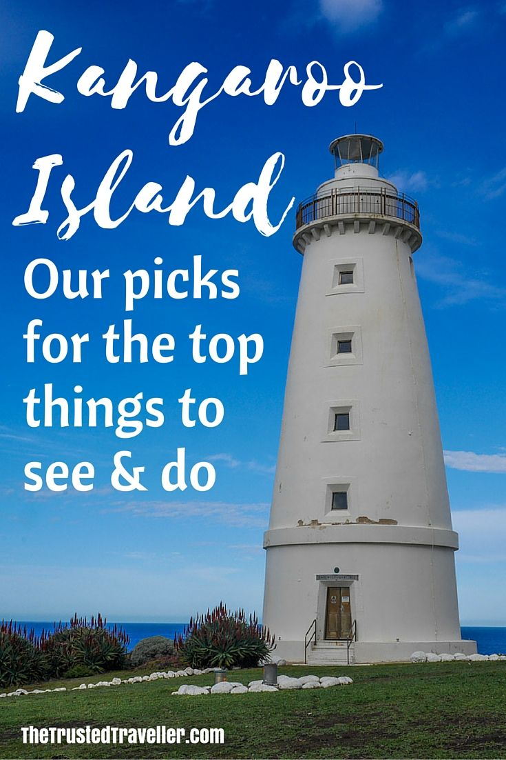Cape Willoughby Lighthouse - Things to Do on Kangaroo Island - The Trusted Traveller
