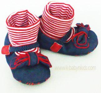 """Prewalker Shoes Next Ribbon Denim Brand : Next Harga Rp 49.000,-  Order via web atau sms,BB ya. Grosir Perlengkapan Bayi dan Anak Terbaik di Jakarta Web :www.k-babynkids.com SMS : 08170759660 BB : 281341B0  Note : 1. Untuk """"Fast Respon"""" Mohon jangan comment/Inbox. Silakan SMS/BB untuk Fast Respon. 2. Reseller & Dropship Are Very Welcome"""