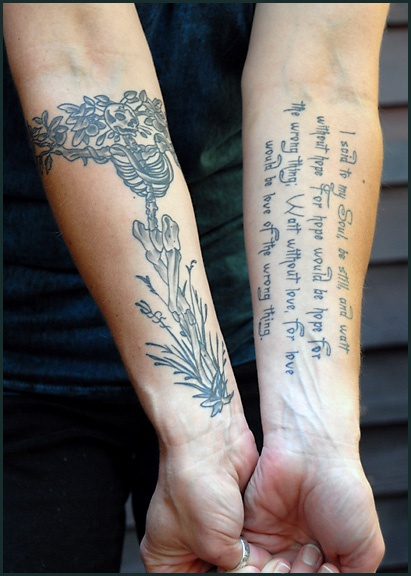 575 best tattoos xd images on pinterest tattoo ideas tattoo inspiration and time tattoos for Garden of eden tattoo