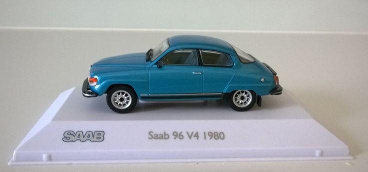 Saab Collection - Saab 96 V4 1980