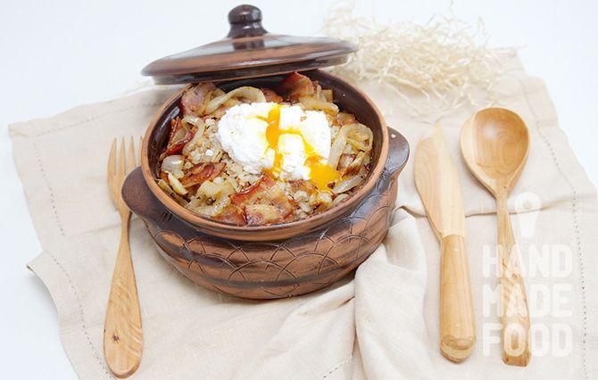 Перловая каша по Ярцевски! http://handmadefood.ru/recipes/perlovaya-kasha-po-yartsevski