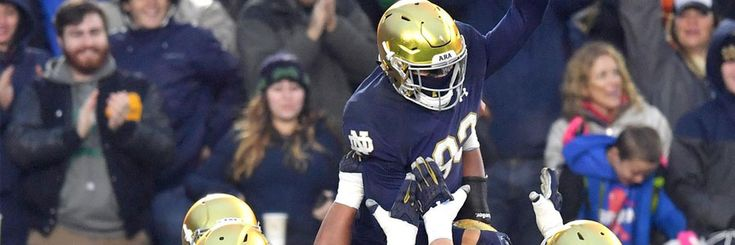 For the first time since the old Catholics vs. Convicts matchup, a Notre Dame-Miami game has huge national relevance this Saturday. The No. 3 Irish are slight road favorites at the No. 7